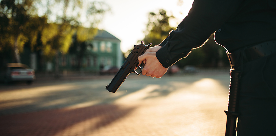 3 Simple Steps Anyone can Take to Help Eliminate Gun Violence - RISE Programs